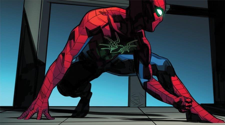 Людина-Павук vs Містер Негатив