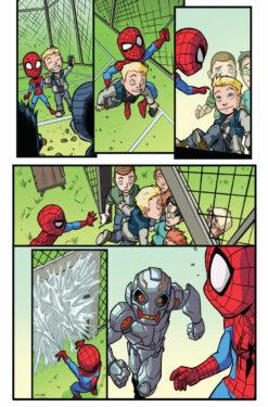 Супергеройські пригоди. Перший день в школі.