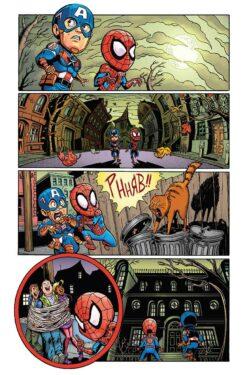 Супергеройські пригоди. Гелловінські жахачки.