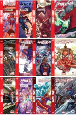 Spider-Man 1-12. Останній шанс